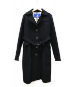 BURBERRY BLUE LABEL(バーバリーブルーレーベル)の古着「ウールコート」