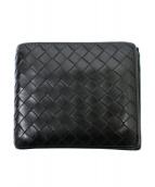 BOTTEGA VENETA(ボッテガ・ヴェネタ)の古着「2つ折り財布」