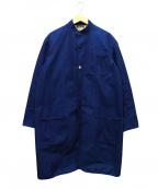 Bohemians(ボヘミアンズ)の古着「ノーカラーコート」
