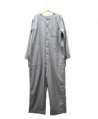 BEAMS BOY(ビームス ボーイ)の古着「パイロットスーツ」|グレー