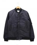 MORRIS&SONS(モリスアンドサンズ)の古着「MA-1ジャケット」 ブラック