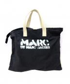 Marc by MarcJacobs(マークバイマークジェイコブス)の古着「ハンドバッグ」 ブラック
