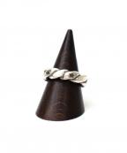 SUNSHINE REEVES(サンシャインリーブス)の古着「Twist Ring 細」