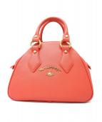 Vivienne Westwood(ヴィヴィアン・ウエストウッド)の古着「ハンドバッグ」|ピンク