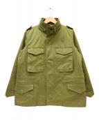 STUNNING LURE(スタニングルアー)の古着「M65ジャケット」|カーキ