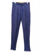 KOLOR(カラ)の古着「パンツ」|ネイビー