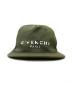 GIVENCHY(ジバンシィ)の古着「ロゴキャップ」|カーキ
