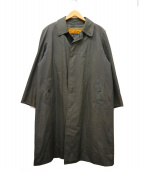 Burberrys(バーバリーズ)の古着「ライナー付ステンカラーコート」|グレー