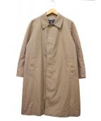Burberrys(バーバリーズ)の古着「ステンカラーコート」|ブラウン