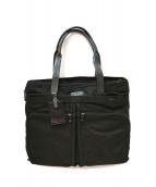 TUMI(トゥミ)の古着「コンパニオントートバッグ」|ブラック