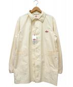 DANTON(ダントン)の古着「ダブルプルーフワークジャケット」|ホワイト