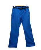 THE NORTH FACE(ザノースフェイス)の古着「FIELD PANTS」|ブルー