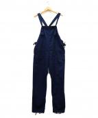 FWK Engineered Garments(エフダブリューケイエンジニアドガーメンツ)の古着「オーバーオール」|ネイビー