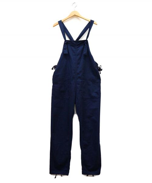 FWK Engineered Garments(エフダブリューケイエンジニアドガーメンツ)FWK Engineered Garments (エフダブリューケイエンジニアドガーメンツ) オーバーオール ネイビー サイズ:1 USA製の古着・服飾アイテム