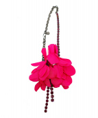 LANVIN(ランバン)の古着「花柄ネックレス」