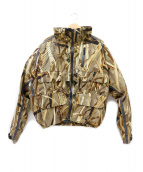 Columbia(コロンビア)の古着「ライナー付リアルツリーオムニヒートジャケット」|カーキ