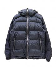 NANGA(ナンガ)の古着「ダウンジャケット」 ブラック