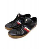 MONCLER(モンクレール)の古着「スニーカー」|ブラック