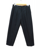 icB(アイシービ)の古着「ワイドパンツ」|ブラック