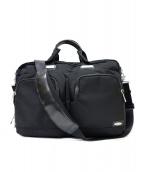 ZERO HALLIBURTON(ゼロハリバートン)の古着「2WAYビジネスバッグ」|ブラック