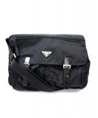PRADA(プラダ)の古着「ショルダーバッグ」|ブラック