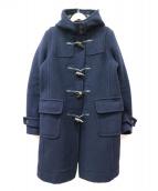 LONDON Tradition(ロンドントラディション)の古着「ダッフルコート」|ネイビー
