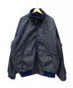 Columbia(コロンビア)の古着「ジップジャケット」|インディゴ
