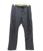 GRAMICCI(グラミチ)の古着「ウールクライミングパンツ」|グレー