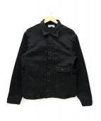 SASSAFRAS(ササフラス)の古着「Gardener Jacket / ガーデナージャケット」|ブラック