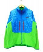 Patagonia(パタゴニア)の古着「ナノパフハイブリッドジャケット」|マルチカラー