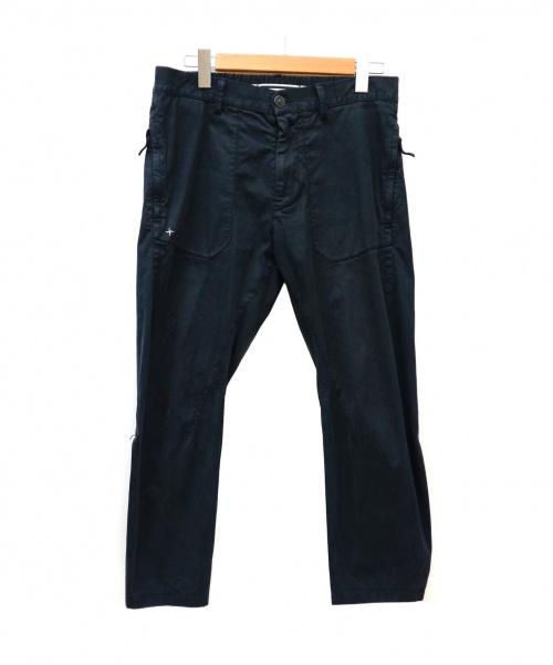 STONE ISLAND(ストーンアイランド)STONE ISLAND (ストーンアイランド) パンツ ブラック サイズ:W31 TYPE SLの古着・服飾アイテム