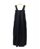 THE SHINZONE(ザ シンゾーン)の古着「オールインワン/サロペット」|ブラック
