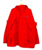 Patagonia(パタゴニア)の古着「ストームジャケット」|レッド