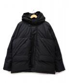 EEL(イール)の古着「オーロラマンダウンジャケット」 ブラック