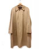 LANVIN(ランバン)の古着「コート」 ベージュ