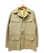 LEE(リー)の古着「[古着]70'sブッシュジャケット」|ベージュ