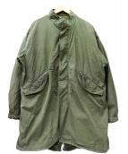 US ARMY(米軍)の古着「ヴィンテージM65モッズコート」|カーキ