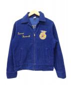 VINTAGE(ヴィンテージ)の古着「[古着]FFAファーマーズジャケット」|ネイビー
