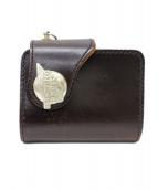 RED WING(レッドウィング)の古着「2つ折り財布」 ブラウン