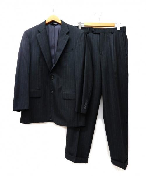 BROOKS BROTHERS(ブルックスブラザーズ)BROOKS BROTHERS (ブルックスブラザーズ) セットアップスーツ ブラック サイズ:37SHT 31Wの古着・服飾アイテム