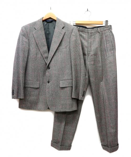 BROOKS BROTHERS(ブルックスブラザーズ)BROOKS BROTHERS (ブルックスブラザーズ) セットアップスーツ グレー サイズ:36SHT 30W ネーム有りの古着・服飾アイテム
