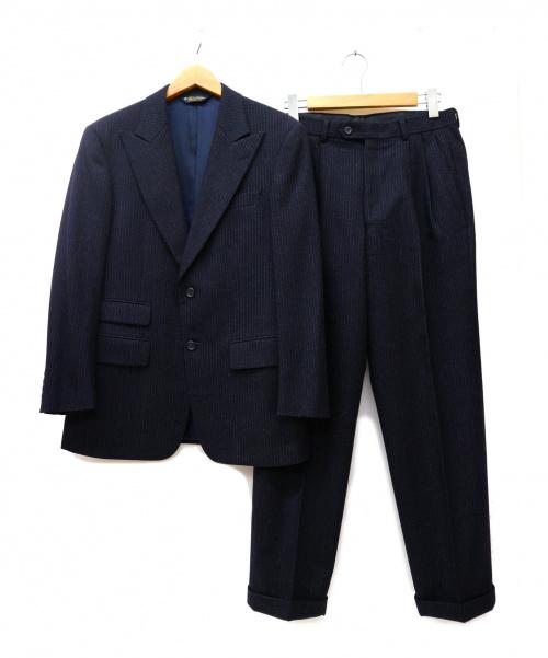 BROOKS BROTHERS(ブルックスブラザーズ)BROOKS BROTHERS (ブルックスブラザーズ) セットアップスーツ ブラック サイズ:36SHT 30W ネーム有りの古着・服飾アイテム