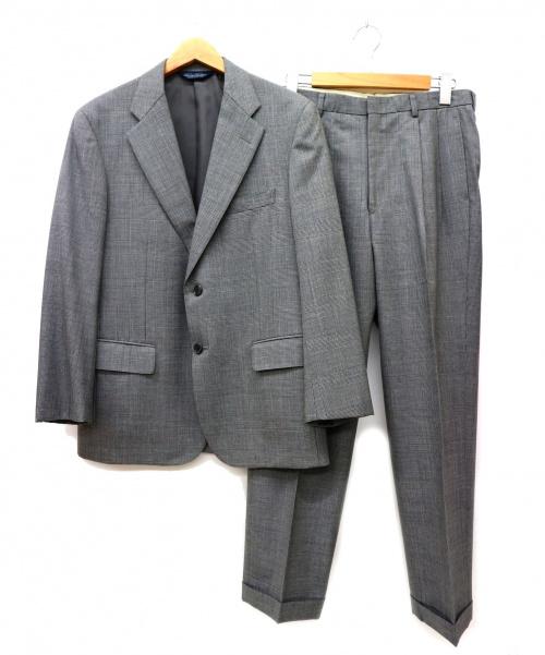 BROOKS BROTHERS(ブルックスブラザーズ)BROOKS BROTHERS (ブルックスブラザーズ) セットアップスーツ グレー サイズ:37SHT 31Wの古着・服飾アイテム