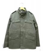 MAURO GRIFONI(マウロ グリフォーニ)の古着「ミリタリージャケット」