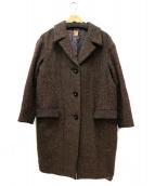 Deuxieme Classe(ドゥーズィエムクラス)の古着「チェスターコート」|ブラウン