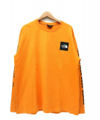THE NORTH FACE(ザノースフェイス)の古着「ロングスリーブグラフィックTシャツ」