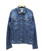 DIESEL(ディーゼル)の古着「ジョグデニムジャケット」|インディゴ