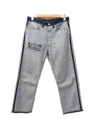 LEVI'S(リーバイス)の古着「インサイドアウトパンツ」|インディゴ