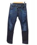 DIESEL(ディーゼル)の古着「ジョグデニム / ジョグジーンズ」|インディゴ