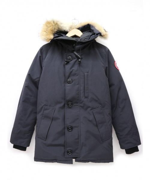 CANADA GOOSE(カナダグース)CANADA GOOSE (カナダグース) ダウンジャケット / シャトー ネイビー サイズ:XS 3426MA・CHATEAU PARKA FFの古着・服飾アイテム